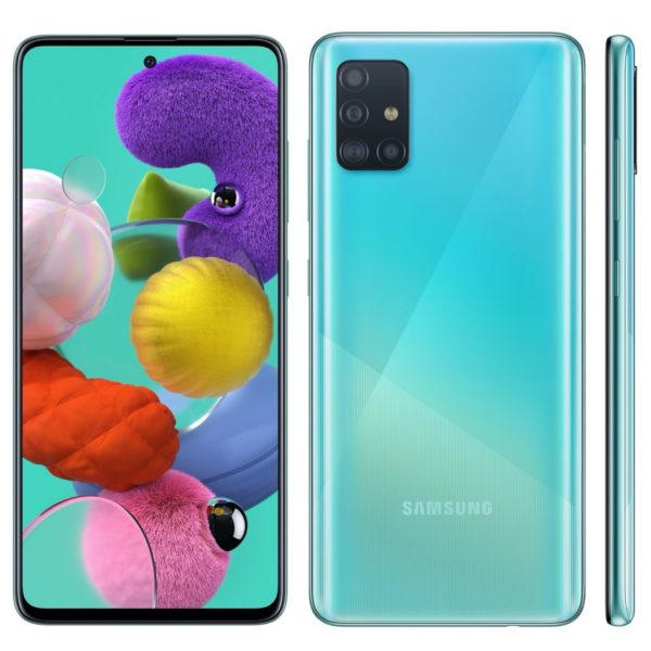 Смартфон Samsung A51 1