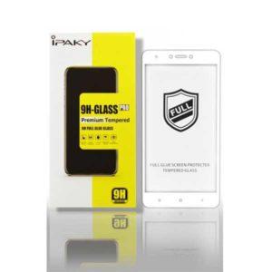 Защитное стекло iPaky iPhone 7+/8+ white