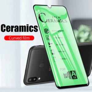 Защитное стекло CERAMIC Huawei Honor 8X Black