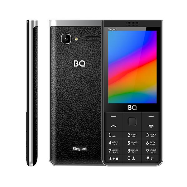 Мобильный телефон BQ BQS-3595 Elegant (Black) 1