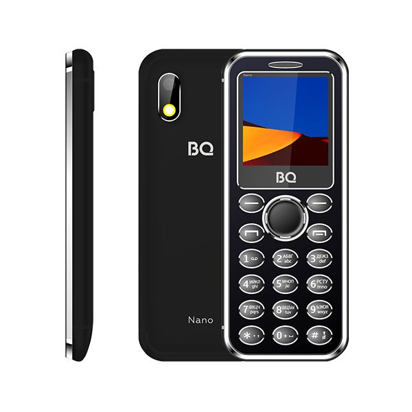 Мобильный телефон BQ BQM-1411 Nano (black) 1