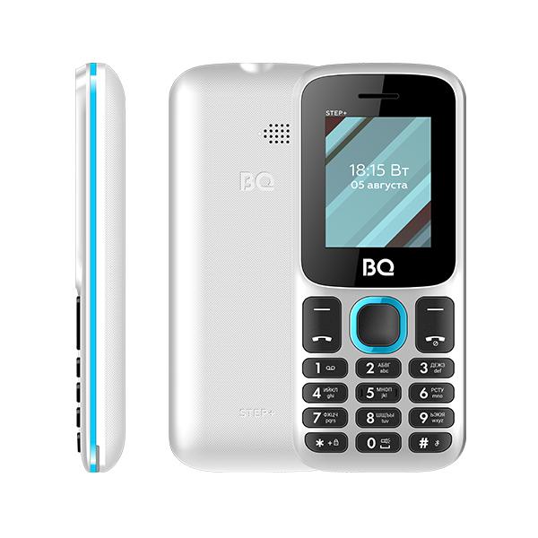 Мобильный телефон BQ BQM-1848 Step White/Blue