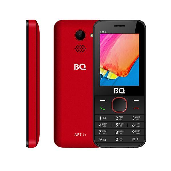 Мобильный телефон BQ BQM-2438 ART L+ (red) 1