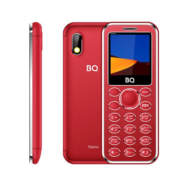 Мобильный телефон BQ BQM-1411 Nano (red)