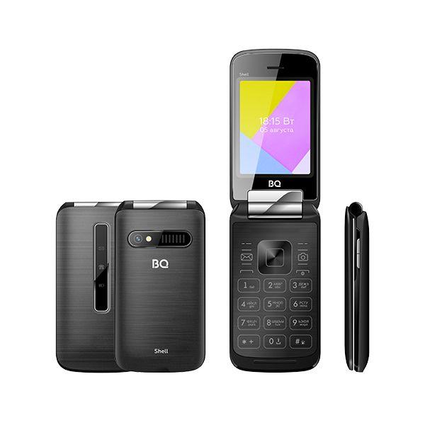 Мобильный телефон BQ BQM-2816 Shell (Black)