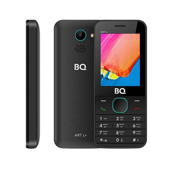 Мобильный телефон BQ BQM-2438 ART L+ (black)