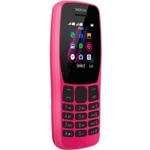 Мобильный телефон Nokia 110 DS 2019 Pink