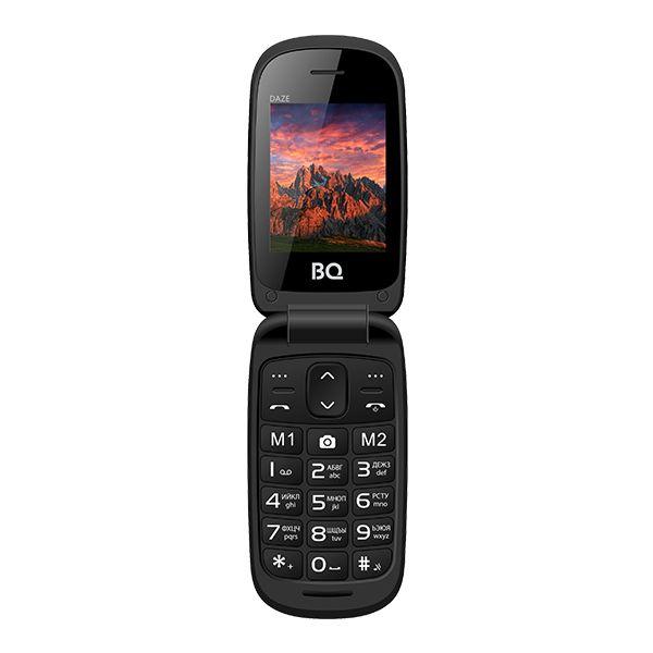 Мобильный телефон BQ BQM-2437 Daze (black)