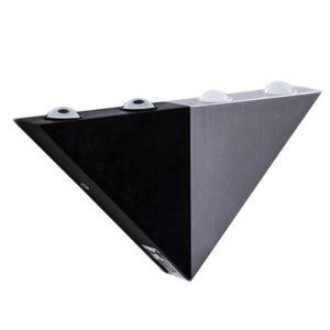 Алюминиевый треугольный светодиодный настенный светильник AC90-265V Led