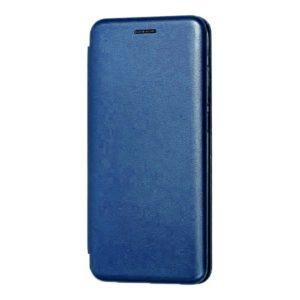Чехол книжка 360 для Xiaomi Mi9 SE (Темной-синий)