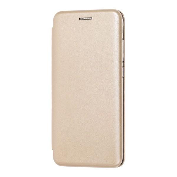 Чехол книжка 360 для Xiaomi Redmi GO (Золото) 1