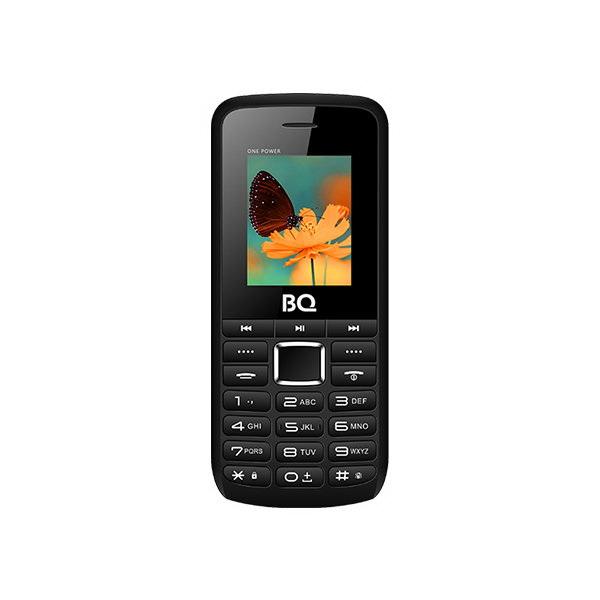 Мобильный телефон BQ BQM-1846 One Power (Black/Gray) 1