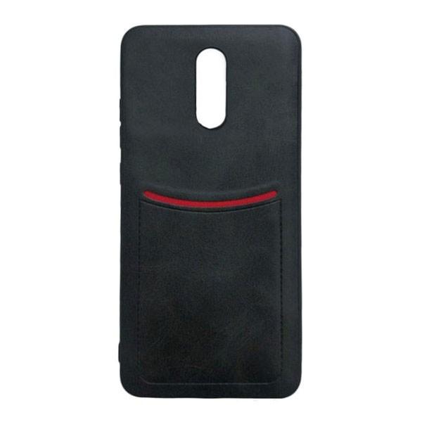 Чехол-накладка ILEVEL /визитница/ для Xiaomi Mi 9T/K20 (2019) (Черный) 1