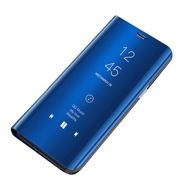 Чехол-книжка Clear View Standing Cover для Xiaomi Mi9 (Blue)