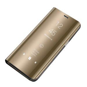 Чехол-книжка Clear View Standing Cover для Xiaomi Mi9 (Gold)