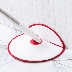 Насадка на швабру Yijie Rotary Mop Set Replacement YD-02 Red Gray Cloth 2 Pieces/Package