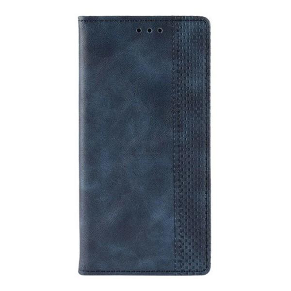Чехол-книжка с магнитом, кошелёк,силикон для Xiaomi Mi9 (2019) (Темно-синий) 1