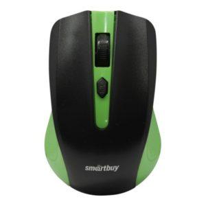 Мышь беспроводная Smart Buy ONE 352 (Green-Black)