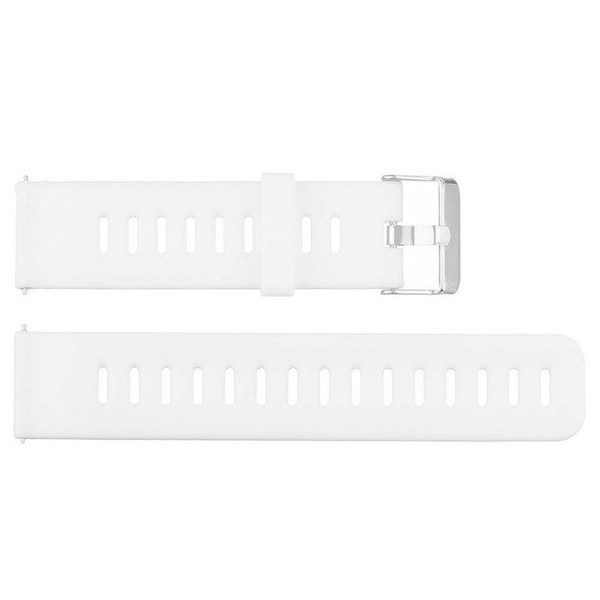Силиконовый браслет для Amazfit GTR White