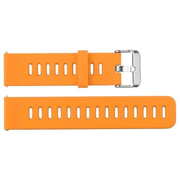 Силиконовый браслет для Amazfit GTR Orange 1