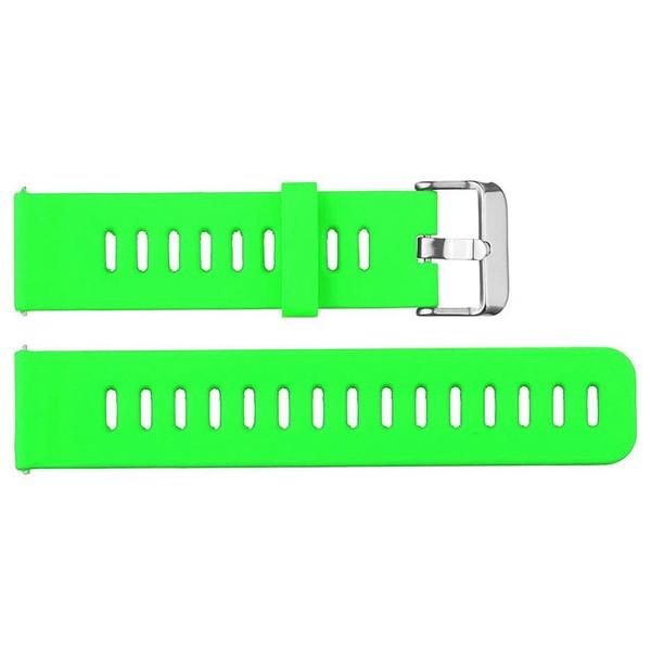 Силиконовый браслет для Amazfit GTR Green 1