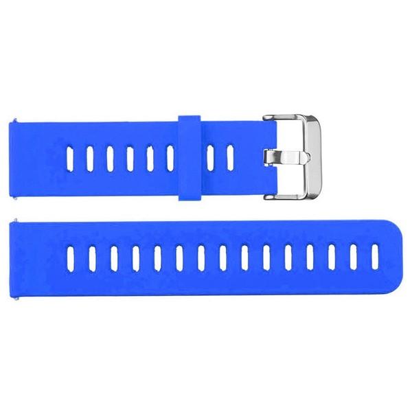 Силиконовый браслет для Amazfit GTR Blue 1
