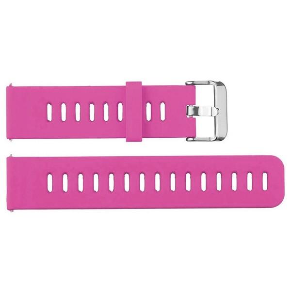 Силиконовый браслет для Amazfit GTR Pink 1
