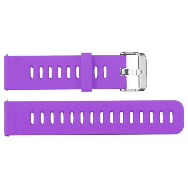 Силиконовый браслет для Amazfit GTR Purple 1