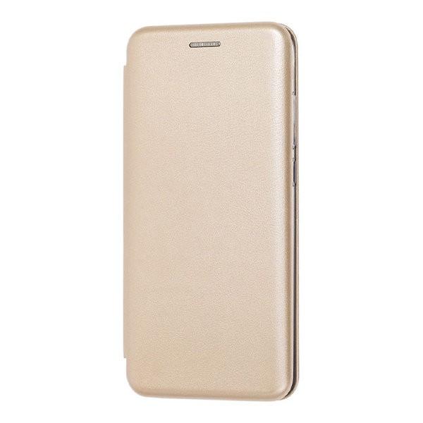 Чехол книжка 360 для Xiaomi Redmi 8 (Золото) 1