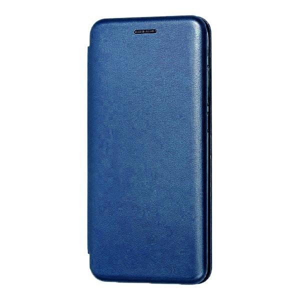 Чехол книжка 360 для Xiaomi Redmi 8A (Синий)