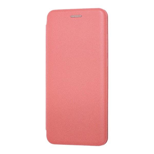 Чехол книжка 360 для Xiaomi Redmi Note 8 (Розовое-золото)