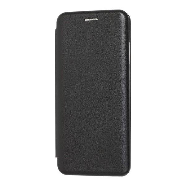 Чехол книжка 360 для Xiaomi Redmi Note 8 (Черный)