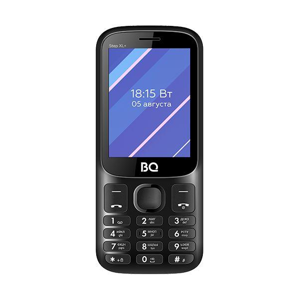 Мобильный телефон BQ BQM-2820 Step XL+ Black 1