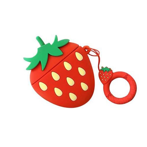 Чехол для AirPods (Strawberry)