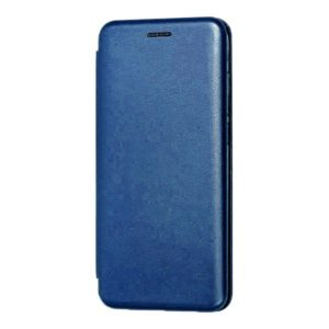 Чехол книжка 360 для Xiaomi Mi Note 10 (Синий)