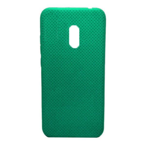 Чехол-накладка с перфорацией (силикон) для Xiaomi Redmi 8 (Мятный) 1