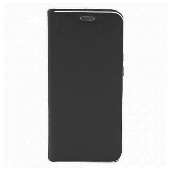 Чехол книжка Monarch с металлической окантовкой для Xiaomi Redmi Note 7 (Black)