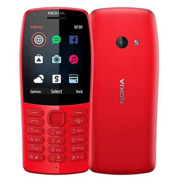 Мобильный телефон Nokia 210 DS Red 1