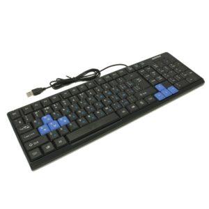Клавиатура SmartBuy One 134 (black)