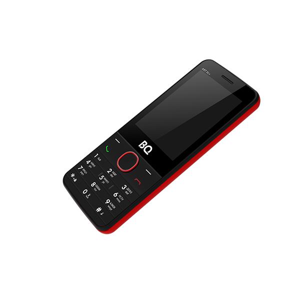 Мобильный телефон BQ BQM-1806 ART + (Red) 1