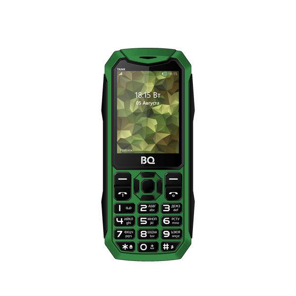 Мобильный телефон BQ BQM-2428 Tank (green) 1