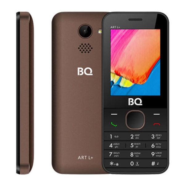 Мобильный телефон BQ BQM-2818 ART XL (Brown) 1