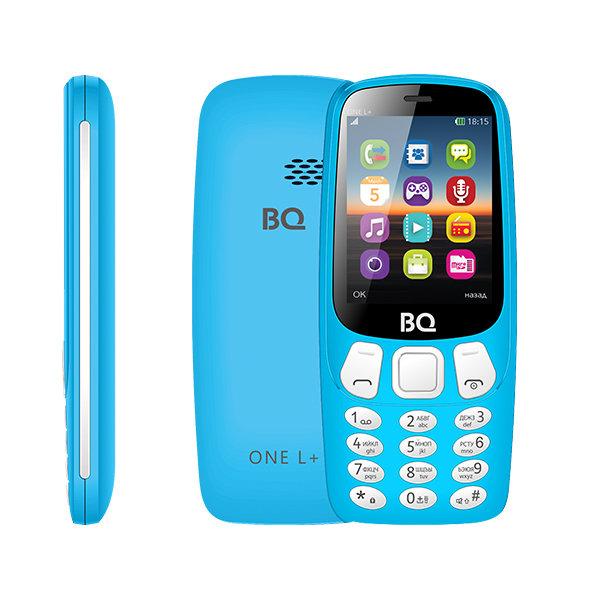 Мобильный телефон BQ BQM-2442 One L+ (blue) 1
