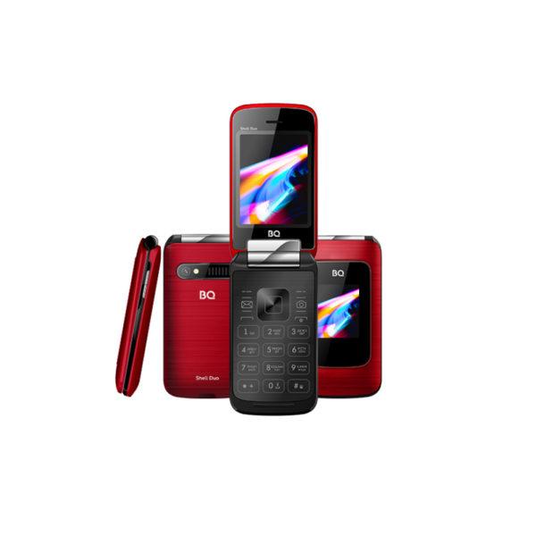 Мобильный телефон BQ BQM-2816 Shell (Red)