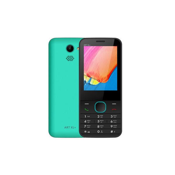 Мобильный телефон BQ BQM-2818 ART XL (Aquamarine) 1