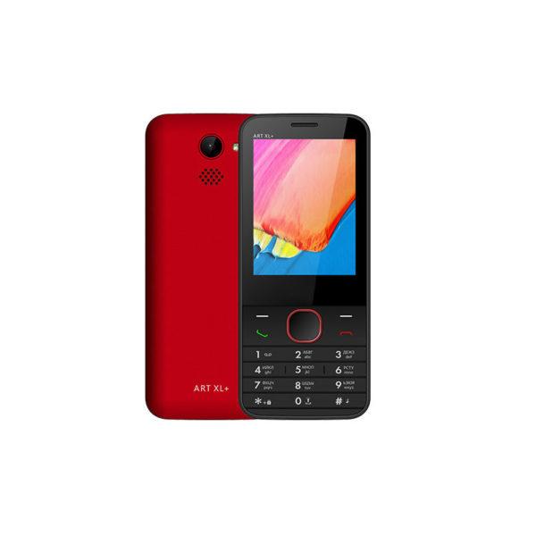 Мобильный телефон BQ BQM-2818 ART XL (Red) 1