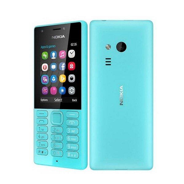 Мобильный телефон Nokia 216 DS Blue 1