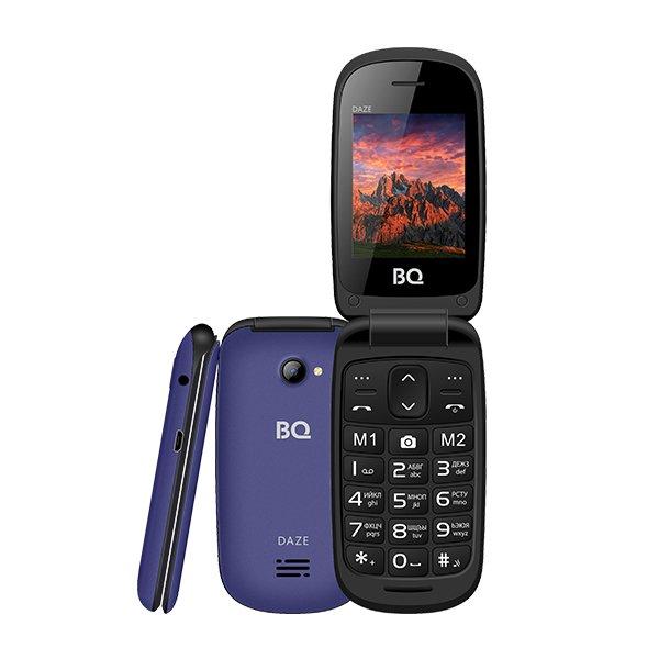 Мобильный телефон BQ BQM-2437 Daze (blue) 1