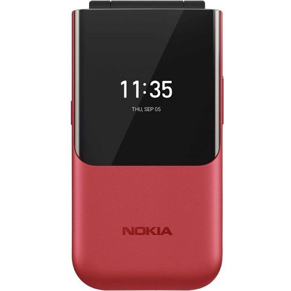 Мобильный телефон Nokia 2720 DS Red 1
