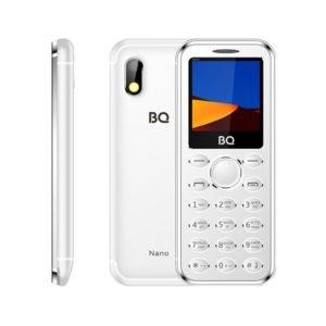Мобильный телефон BQ BQM-1411 Nano (silver)
